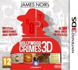 James Noir's Hollywood Crimes 3D 3DS cover (AHCP)