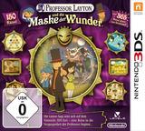 Professor Layton und die Maske der Wunder 3DS cover (AKKD)