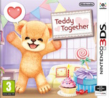 Teddy Together 3DS cover (AKMP)