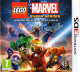 LEGO Marvel Super Heroes - Universe in Peril 3DS cover (AL5S)