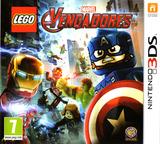 LEGO Marvel's Avengers 3DS cover (ALEX)