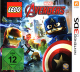 LEGO Marvel's Avengers 3DS cover (ALEY)