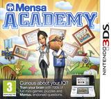 Mensa Academy 3DS cover (AMMP)