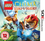 LEGO Legends of Chima - Laval's Journey 3DS cover (APRP)