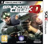 Tom Clancy's Splinter Cell 3D 3DS cover (ASCP)