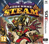 Code Name: S.T.E.A.M. 3DS cover (AY6P)
