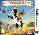 Yakari - The Mystery of Four Seasons 3DS cover (AYRP)