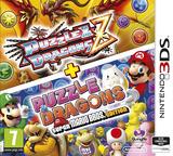 Puzzle & Dragons Z + Puzzle & Dragons Super Mario Bros. Edition 3DS cover (AZGP)