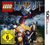 LEGO The Hobbit 3DS cover (BLHY)