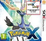 Pokémon X 3DS cover (EKJA)