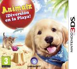 Petz Beach 3DS cover (APIP)