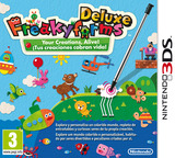 Freakyforms Deluxe - Your Creations, Alive! 3DS cover (ATQP)