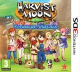 Harvest Moon: Skytree Village 3DS cover (AVAP)