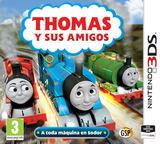 Thomas y sus amigos - A toda máquina en Sodor 3DS cover (BTBP)