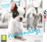 Nintendogs + Cats - French Bulldog & New Friends pochette 3DS (ADBP)