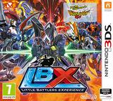 LBX - Little Battlers eXperience pochette 3DS (ADNP)