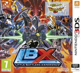 LBX - Little Battlers eXperience pochette 3DS (ADNZ)