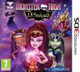 Monster High - 13 Wishes pochette 3DS (AEFZ)