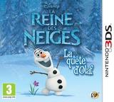 Disney Frozen - Olaf's Quest pochette 3DS (AEHP)