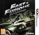 Fast & Furious - Showdown pochette 3DS (AFHP)