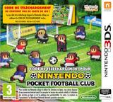 Nintendo Pocket Football Club pochette 3DSWare (AHBP)