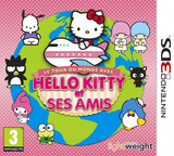 Around the World with Hello Kitty & Friends pochette 3DS (AHKP)