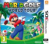 Mario Golf - World Tour pochette 3DS (AJ3P)