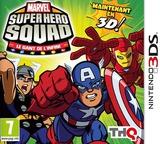 Marvel Super Hero Squad - The Infinity Gauntlet pochette 3DS (AMSP)