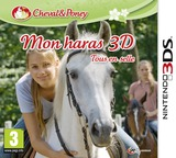 Mon haras 3D - tous en selle pochette 3DS (AMUP)