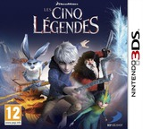 Rise of the Guardians pochette 3DS (ARGP)