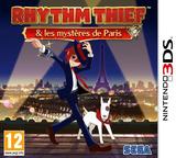 Rhythm Thief & the Emperor's Treasure pochette 3DS (ARTP)