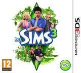 The Sims 3 pochette 3DS (AS3P)
