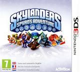 Skylanders - Spyro's Adventure pochette 3DS (ASPP)