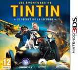 The Adventures of Tintin - The Secret of the Unicorn pochette 3DS (ATNP)
