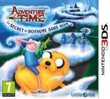 Adventure Time - The Secret of the Nameless Kingdom pochette 3DS (AVTP)