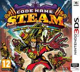 Code Name: S.T.E.A.M. pochette 3DS (AY6A)
