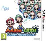 Mario & Luigi - Dream Team Bros. pochette 3DS (AYMP)