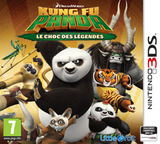 Kung Fu Panda: Showdown of Legendary Legends pochette 3DS (BKFP)