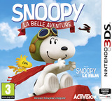 The Peanuts Movie - Snoopy's Grand Adventure pochette 3DS (BPEP)