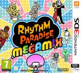 Rhythm Paradise Megamix pochette 3DS (BPJP)