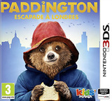 Paddington - Adventures in London pochette 3DS (BPLP)