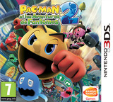 Pac-Man and the Ghostly Adventures 2 pochette 3DS (BPMP)