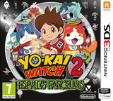 Yo-Kai Watch 2: Bony Spirits pochette 3DS (BYGP)