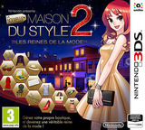 New Style Boutique 2 - Fashion Forward pochette 3DS (ECDP)