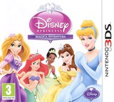 Disney Princess - My Fairytale Adventure 3DS cover (ADPD)