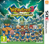 Inazuma Eleven 3 - Lightning Bolt 3DS cover (AXSP)