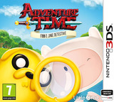 Adventure Time - Finn & Jake Investigations 3DS cover (BFNP)