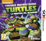 Teenage Mutant Ninja Turtles - Danger of the Ooze 3DS cover (BMUP)