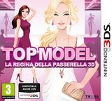 Top Model 3D 3DS cover (BT2P)