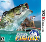 FISH ON 3DS cover (AFAJ)